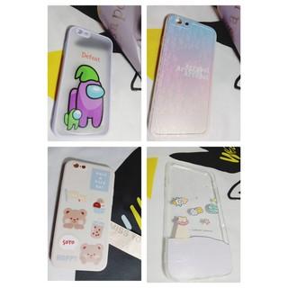 Ốp lưng nhựa dẻo IPHONE 6 6S đủ mẫu họa tiết - UA0015XR thumbnail