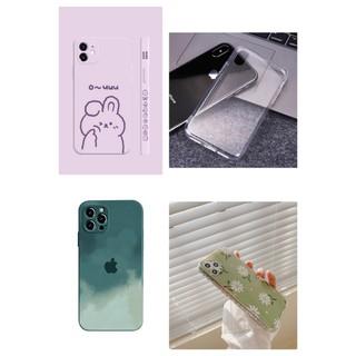 Ốp lưng nhựa dẻo Iphone trơn XS MAX đủ mẫu họa tiết - UA0018XR thumbnail