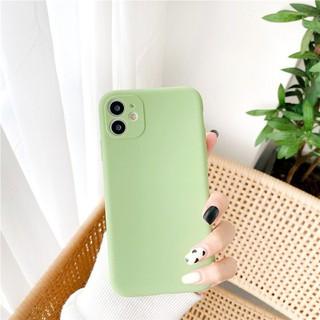 Ốp lưng iphone Trơn dẻo Xanh Matcha5 5s 6 6plus 6s 6splus 7 7plus 8 8plus x xr xs 11 12 pro max plus promax rẻ bền đẹp - UA0006XR thumbnail