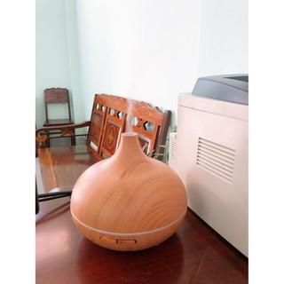 Máy khuếch tán tinh dầu Aroma cổ cao sáng 500ml - Ms0513 thumbnail