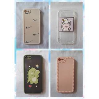 Ốp lưng điện thoại nhựa dẻo IPHONE 7 8 đủ mẫu họa tiết - UA0009XR thumbnail