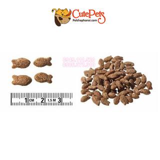Thức ăn cho mèo Cat Eye 1kg hạt Catseye Hàn Quốc cho mèo mọi lứa tuổi - Phụ kiện chó mèo Hà Nội [ĐƯỢC KIỂM HÀNG] 11048891 - 11048891 thumbnail