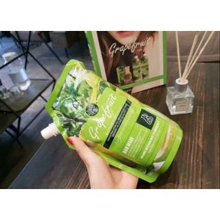 Kem ủ tóc tinh chất bưởi GrapeFruit 500ml - siêu mềm mượt hương bưởi suôn mềm - KUT-022 thumbnail