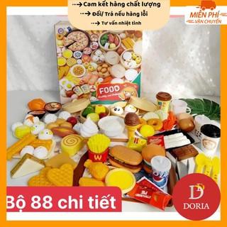 Bộ đồ chơi cho bé nấu ăn 88 chi tiết làm bánh nhà bếp siêu đẹp - 3048574394 thumbnail