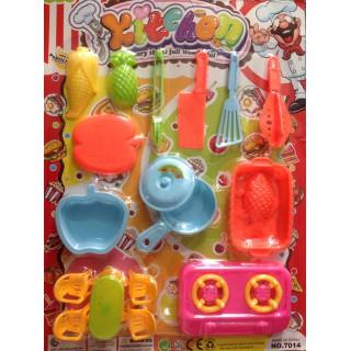 Đồ Chơi Nấu Ăn, Bộ Đồ Chơi Nhà Bếp Cho Bé - 2761_49071042 thumbnail
