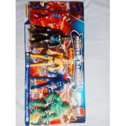 Vĩ đồ chơi mô hình siêu anh hùng có đèn