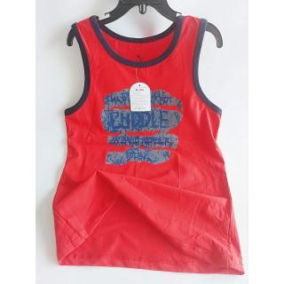 áo 3 lỗ đỏ in chữ cực ngầu cho bé - ADPH thumbnail