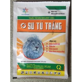 20 Gói Thuốc Emamectin 12% Và 10 gói vinoroot, 10 bắp cảii - 20G thumbnail