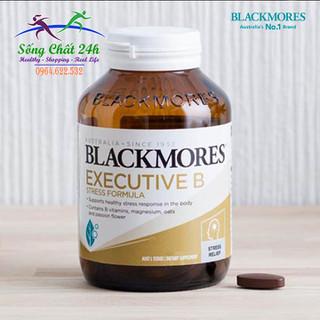 Viên uống giảm Stress Blackmores Executive B Stress Formula 28 viên [HÀNG NHẬP KHẨU] - Sống Chất 24h - 4084_50055864 thumbnail