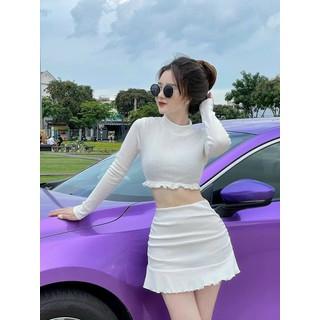 Set Váy Croptop Thời Trang Cho Nữ - SM2 thumbnail