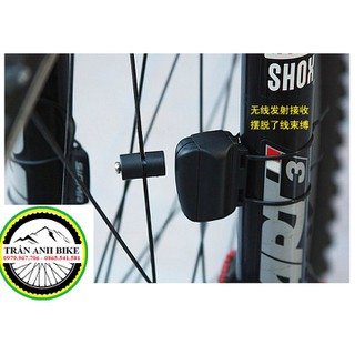 Đồng hồ không dây đo tốc độ xe đạp Sunding 548C [ĐƯỢC KIỂM HÀNG] 16152444 - 16152444 thumbnail
