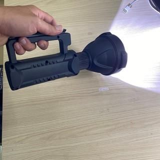 Đèn pin xách tay W590 pha to chiếu cực xa bóng led P50 siêu sáng (mã DP152) - 8460904058 4
