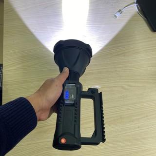 Đèn pin xách tay W590 pha to chiếu cực xa bóng led P50 siêu sáng (mã DP152) - 8460904058 3