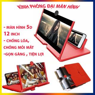Màn hình phóng đại video, dụng cụ làm khuếch đại hình ảnh dùng trong học tập - kính phóng đại điện thoại 5D thumbnail