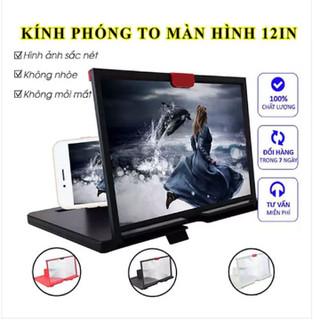 Bộ phóng đại điện thoại, phóng to màn hình dùng trong học tập, dụng cụ xem phim 5D - Kinh phong to man hinh dien thoai thumbnail