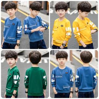 Áo dời thu đông trẻ em (CHỈ CÓ ÁO) 14-45kg dành cho bé trai mẫu Worry Per - Worry Per thumbnail