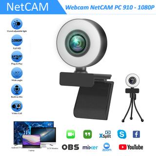 Webcam NetCAM PC 910 độ phân giải 1080P - Hãng phân phối chính thức - 3292_51552459 thumbnail
