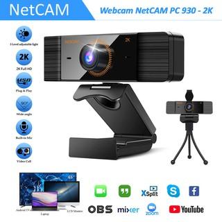 Webcam NetCAM PC 930 độ phân giải 2K - Hãng phân phối chính thức - 3292_51552368 thumbnail