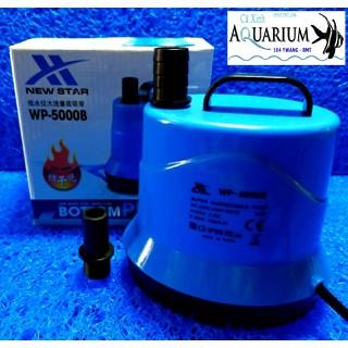 Máy bơm hút đáy hồ cá WP 6000B - wp6000b thumbnail