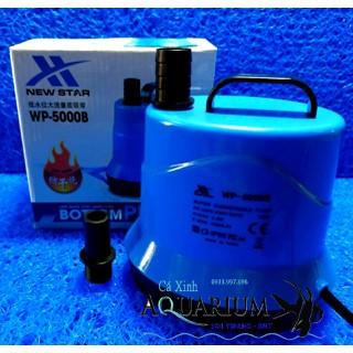 Máy bơm hút đáy bể cá WP 5000B - wp500b thumbnail