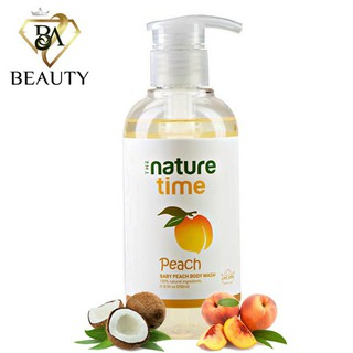 Sữa tắm The Nature Time Baby Peach Shampoo 250ml - 6855666952 thumbnail