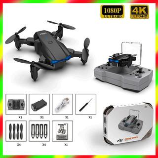 Flycam KY906-camera 4K HD, Máy bay điều khiển từ xa,Mini Drone Camera Giá Rẻ - Flycam mini KY-906 thumbnail
