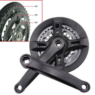 Đĩa xích xe đạp 3 tầng 24 34 42T-170mm cốt vuông - 812_51809836 thumbnail
