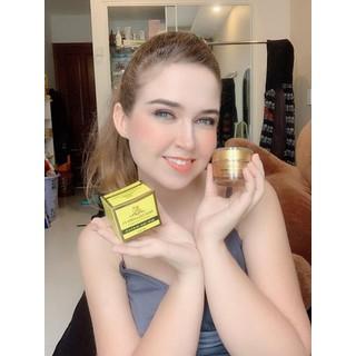 Combo kem Face và serum Collagen x3 mờ nám hết tàn nhang 20ml - Combo kem face serum 2