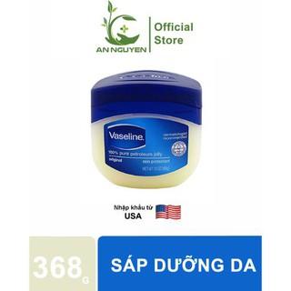 Sáp dưỡng Vaseline đa chức năng dưỡng ẩm bảo vệ và an toàn cho da 368g Mỹ - VSL 59 thumbnail