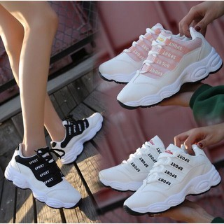 Giầy thể thao nữ Sneaker trẻ trung mẫu 2021 - mmo thumbnail