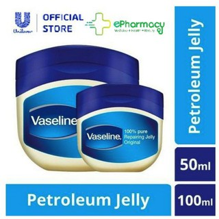 Sáp dưỡng môi Vaseline 49gr ngừa khô môi mờ vết nứt môi - Sáp dưỡng môi Vaseline thumbnail
