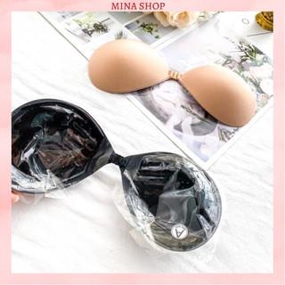 Chuẩn loại 1 - Dán Ngực Silicone - Miếng Dán Ngực Đệm Bàn Tay Siêu Bám Dính - Q27 thumbnail
