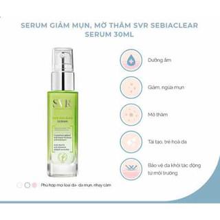 Tinh Chất Làm Giảm Mụn & Mờ Nám Và Nếp Nhăn SVR Seabiaclear Serum 30ml - 666666 thumbnail