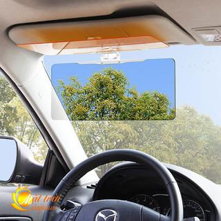 [ BẢO HÀNH 12 THÁNG ]Tấm Kính râm chống lóa, chống chói mắt trên ô tô, xe hơi - dsr55 thumbnail