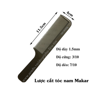 Lược cắt tóc nam Makar - 00299 thumbnail