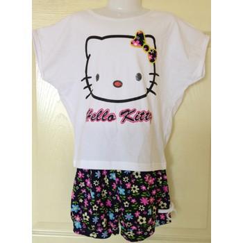 Bộ kitty màu trắng - Carter