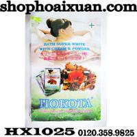 Kem và bột tắm trắng Hokota - HX1025
