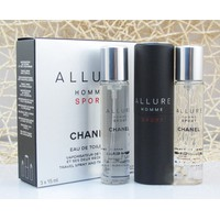 Nước hoa cao cấp Chanel Allure 3 in 1.