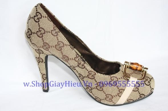 giay gucci nu 135 1m4G3 hinh san pham chi tiet sendo 1366206767 2 Nhẹ dịu & thoải mái mùa thu với giày lười nữ