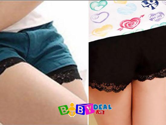 Hình ảnh Deal - Combo 02 quần mặc trong váy Q01 4