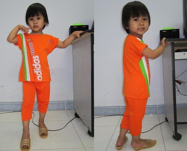 hinh san pham chi tiet sendo 1365077876 3 Chọn thời trang trẻ em để bé khỏe trong mùa hạ, lạnh