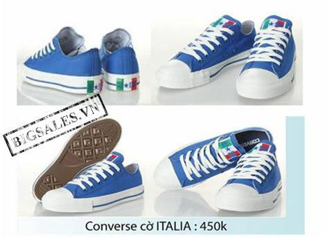 Hình ảnh GIÀY CONVERSE CỜ Ý 1