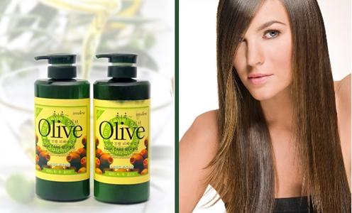 Bộ Dầu Gội Và Xả Olive 2
