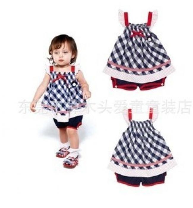Đầm bé gái 1