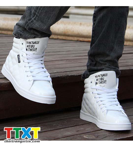 hinh san pham chi tiet sendo 1370411917 2 Nói nhỏ phương pháp phối hợp và bảo quản giày nam dành cho các chàng trai